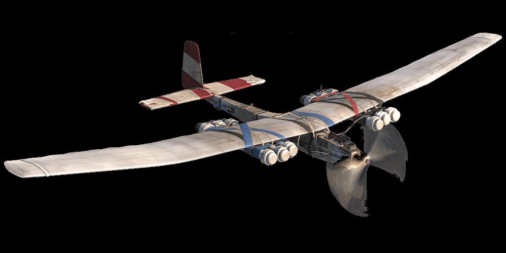 Image of EMP Drone