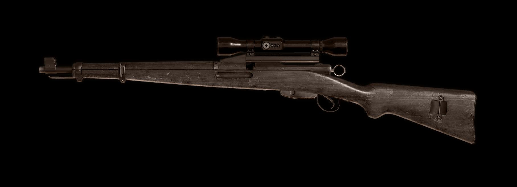 Image of Swiss K31