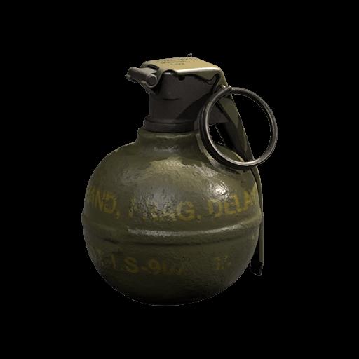 Image of Frag Grenade