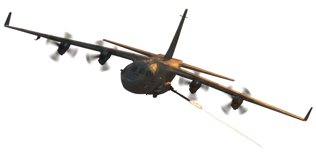 Image of Gunship