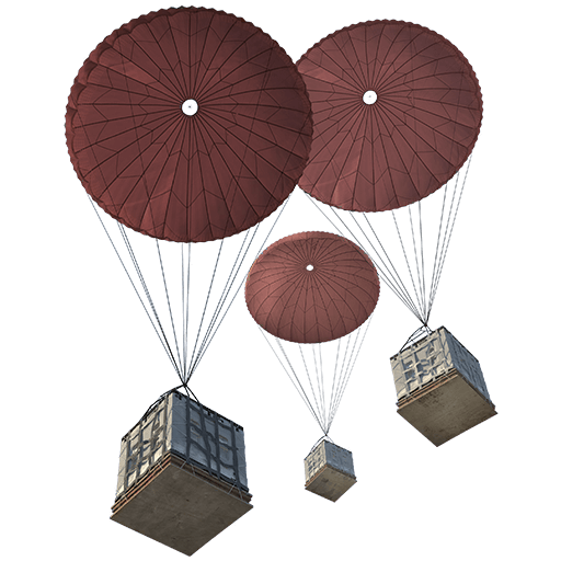 Image of Emergency Airdrop
