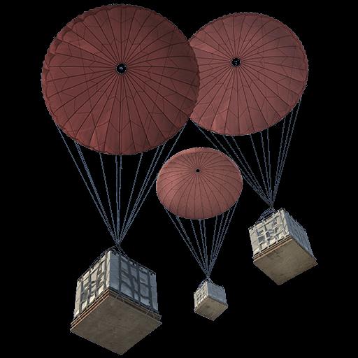 Image of Emergency Airdrop
