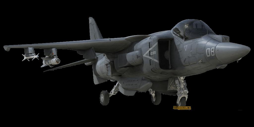 Image of VTOL Jet