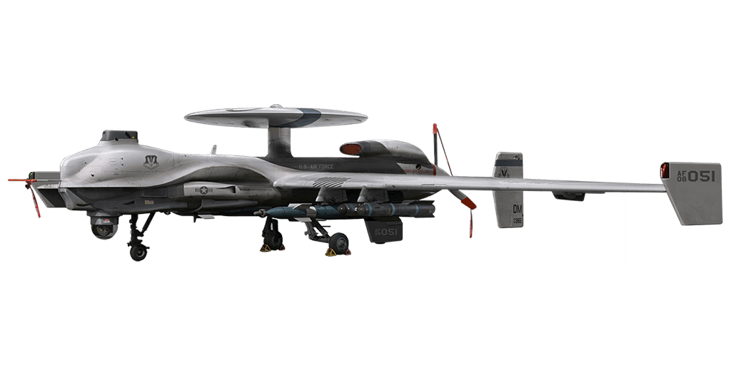 Image of UAV