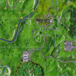 Fortnite Map -