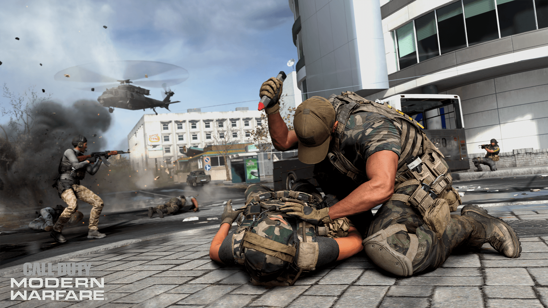 Call Of Duty Modern Warfare S Battle Royale Mode May Be Named