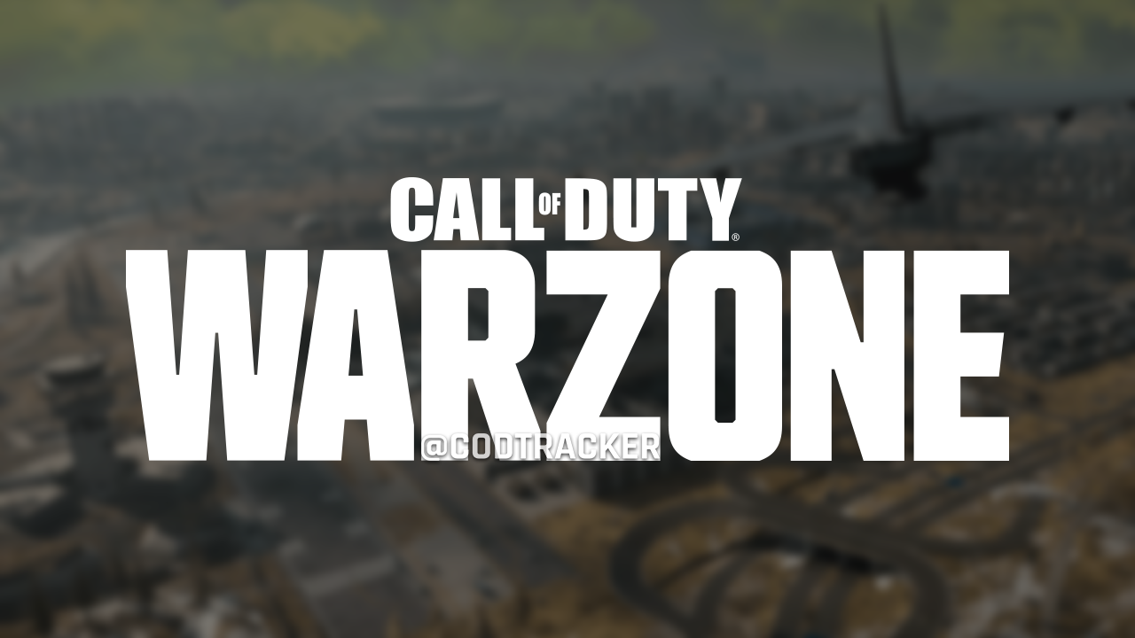 Twitch Leaks Call Of Duty Warzone Advertisement Cod Tracker
