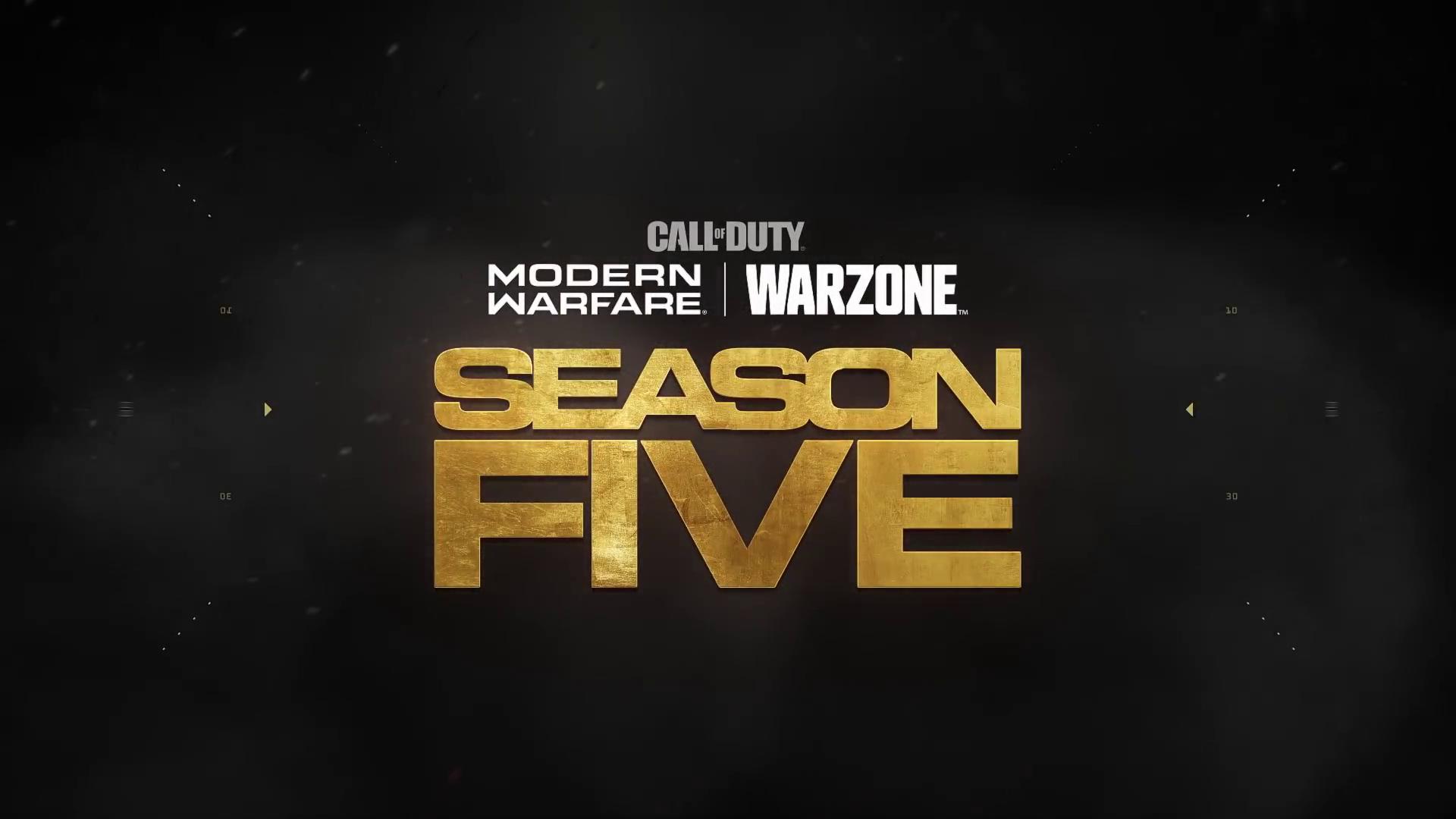 When Does Season 4 End And Season 5 Begin In Call Of Duty Modern