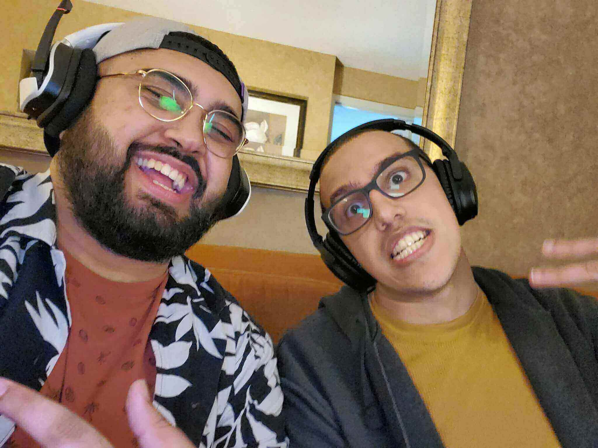 Ballatw and ShyoWager announce FNTASIA Podcast
