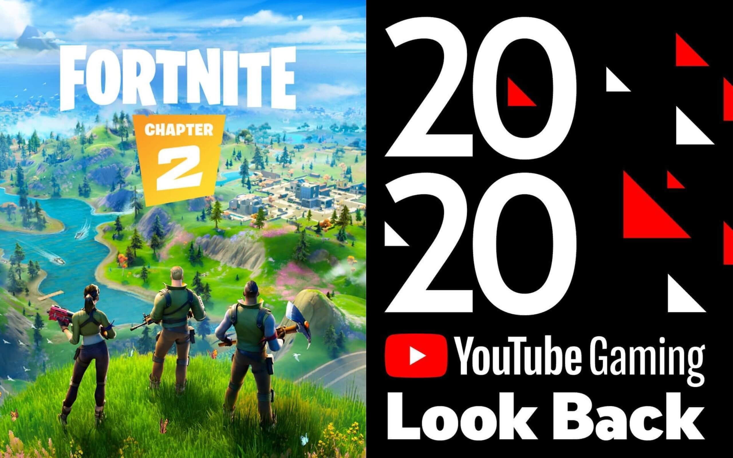 Fortnite ranks among most watched games on Youtube in 2020