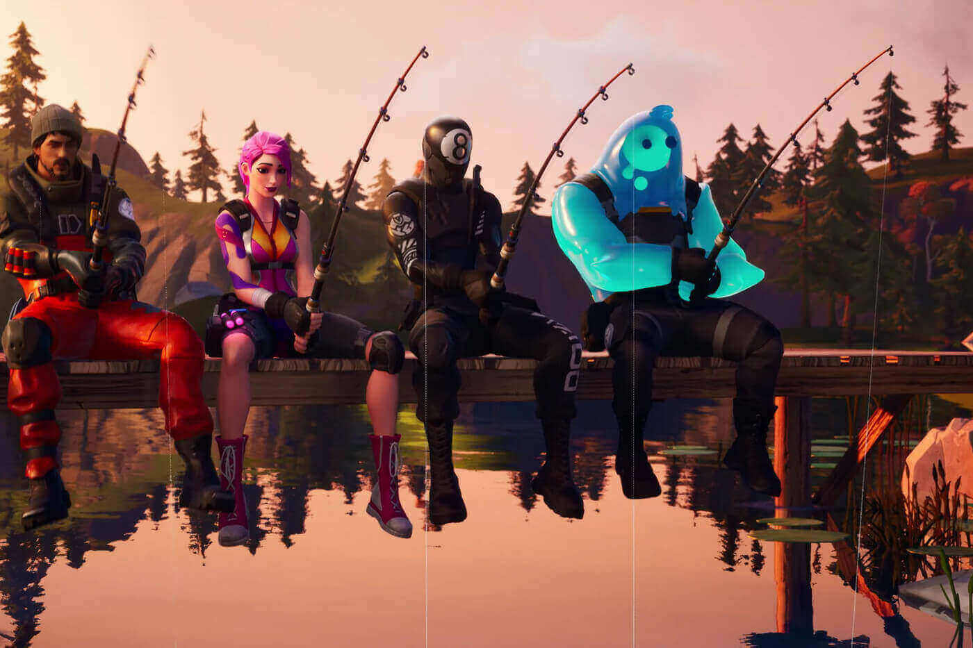 Fortnite Season 4 Fishing Guide Fortnite season 4 is creeping ever closer, and before you know it, we'll be leaving the current season's watery depths for something new. fortnite season 4 fishing guide