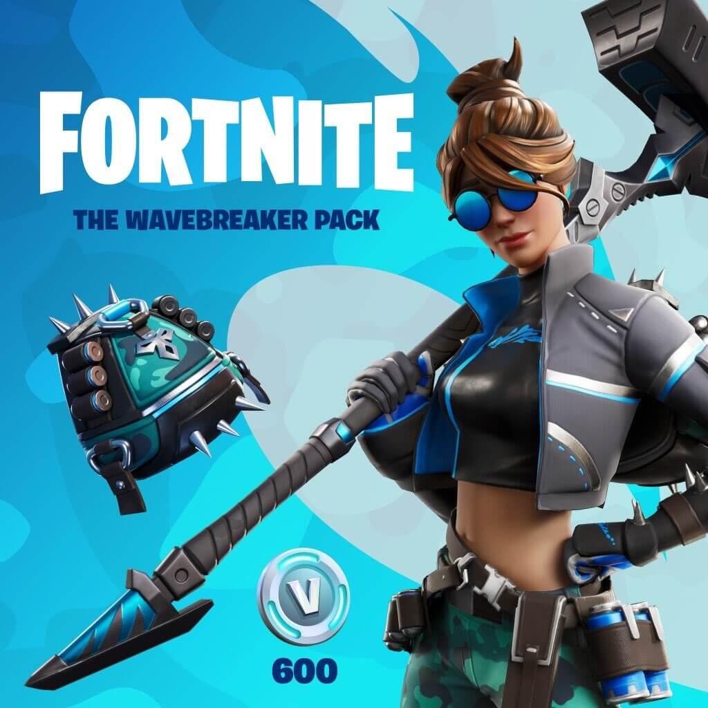The Wavebreaker Pack And Secret Bane Skin
