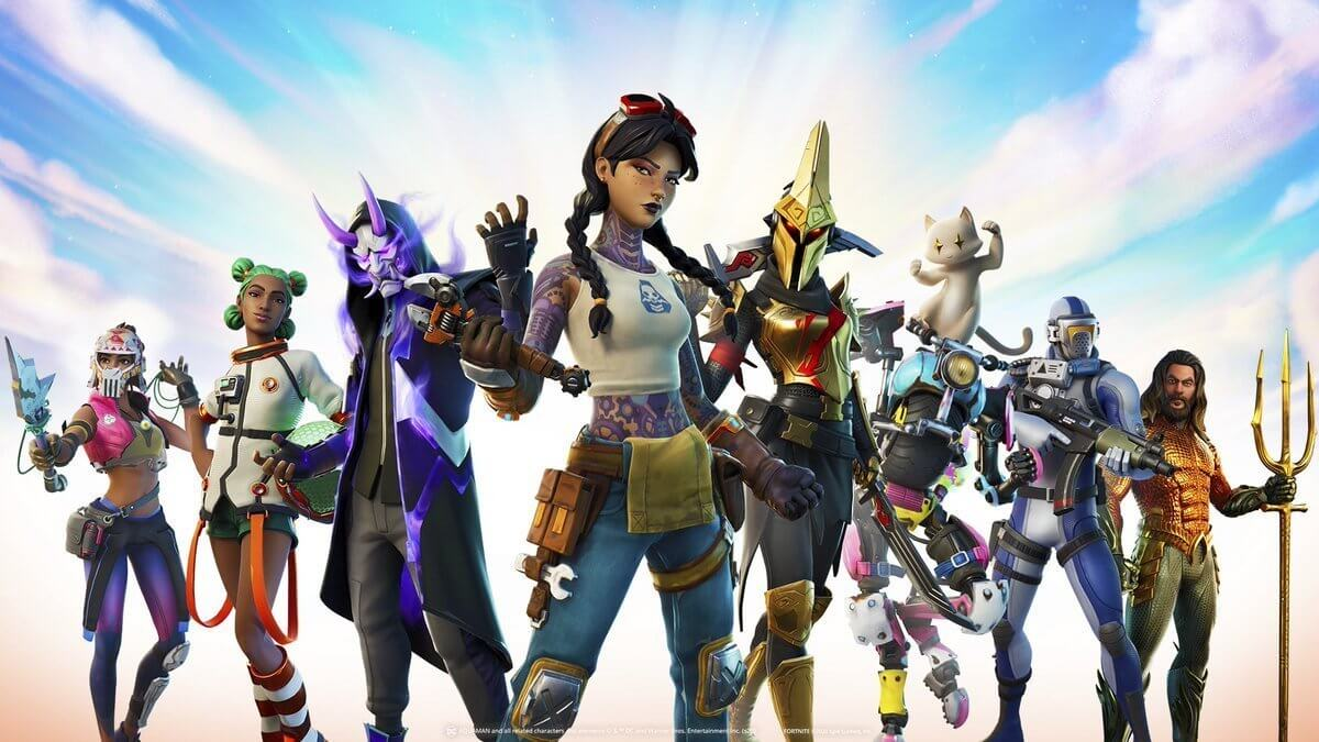Fortnite Season 3 Battle Pass and Map Changes