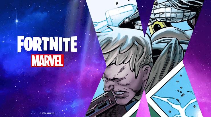 Thor's hammer appears in Fortnite as Season 4 build-up intensifies