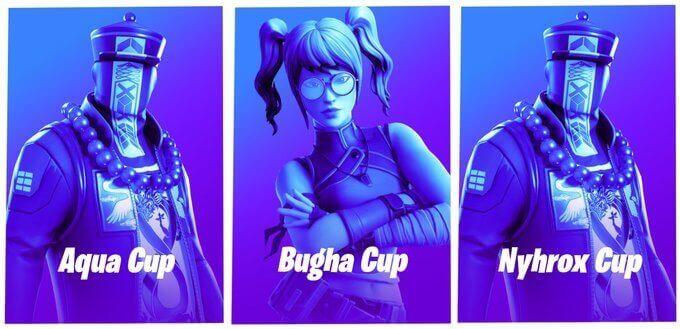 Bugha, Aqua, Nyhrox tournaments & more revealed