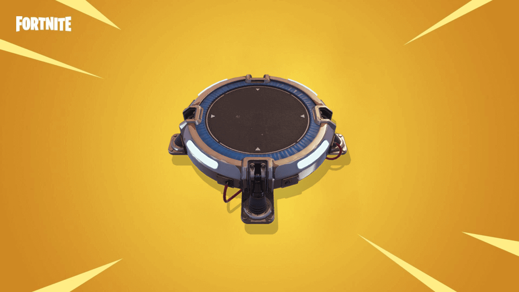 Must-learn Fortnite Launch Pad trick for Trios