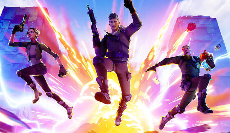 Epic employee comments on Fortnite server performance issues
