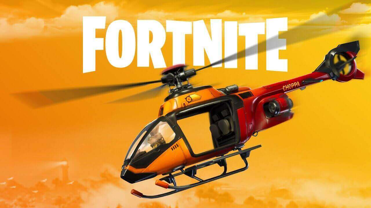 Fortnite got everything right with the new Choppa vehicle
