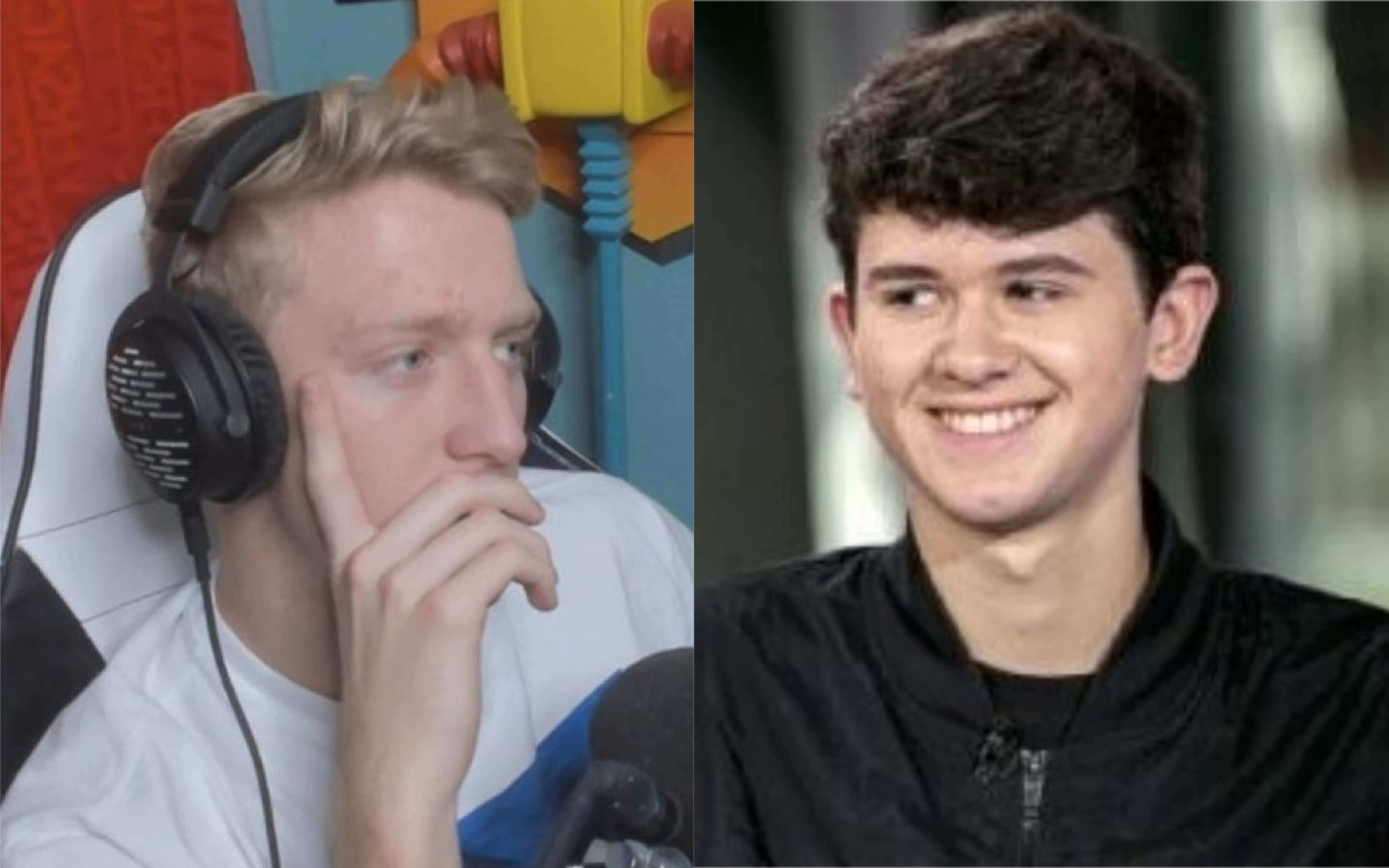 Bugha accused of teaming on Tfue during Pro Scrims 1