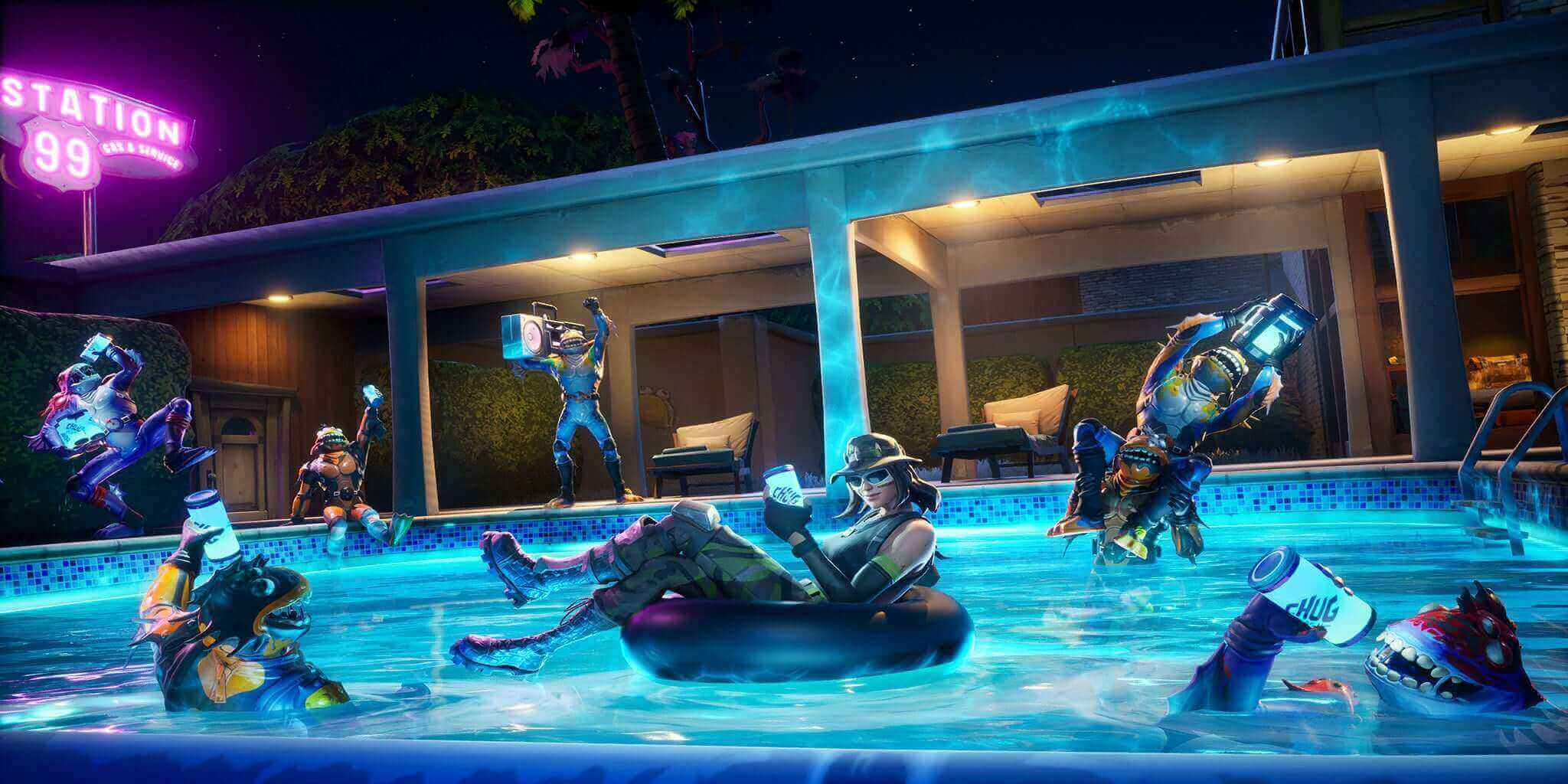 Epic reportedly testing new items including a Slurp Bazooka