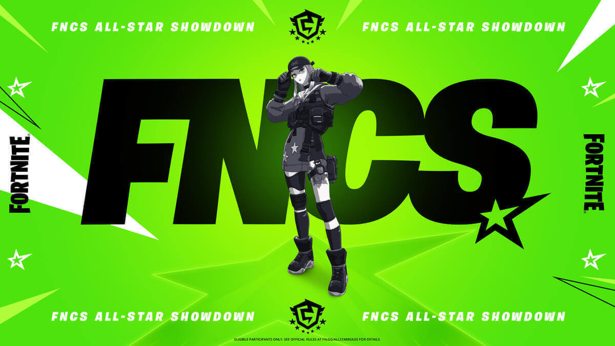 How to qualify for the $3,000,000 FNCS All-Star Showdown (Open Qualifiers)
