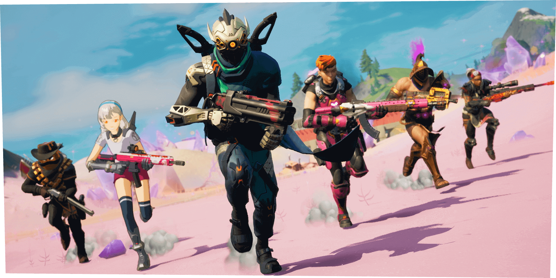 Check out the new Fortnite Season 5 Battle Pass: Skins, rewards & important information
