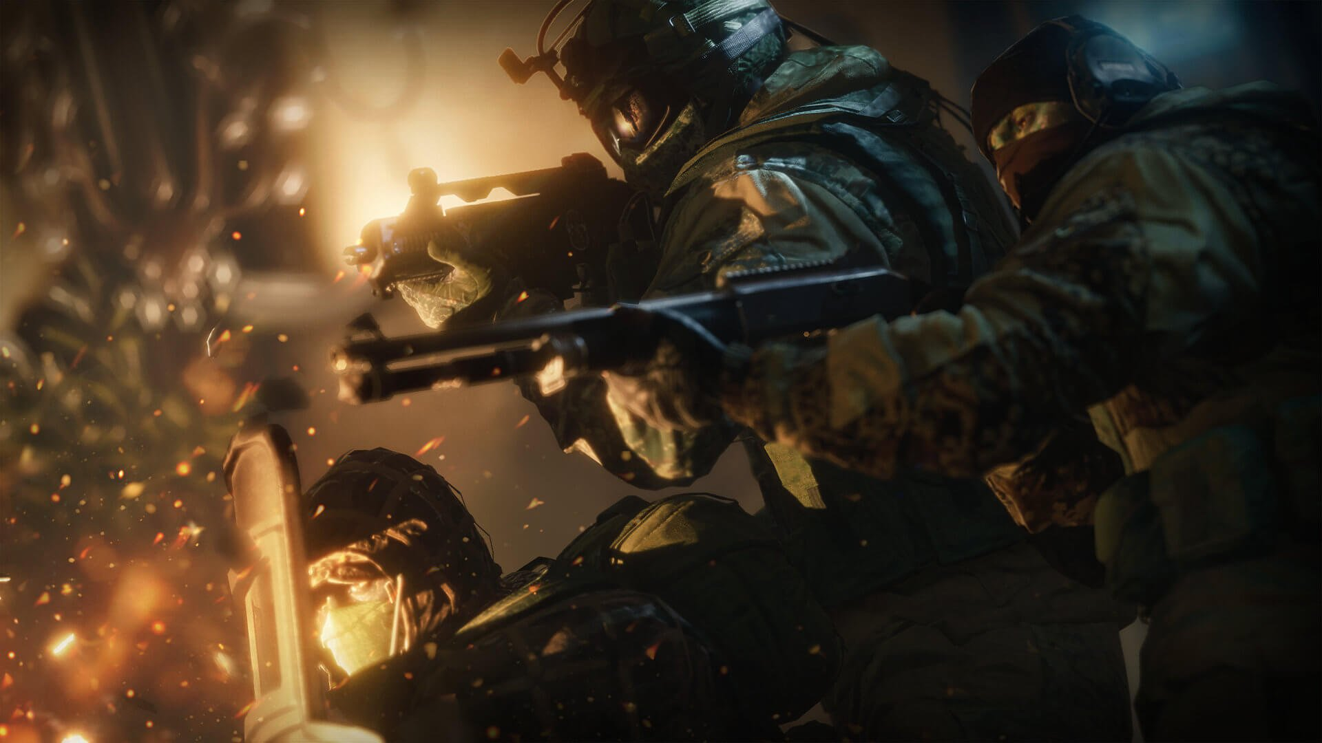 Hot Breaching Temporarily Disabled For Pc Players In Rainbow Six Siege