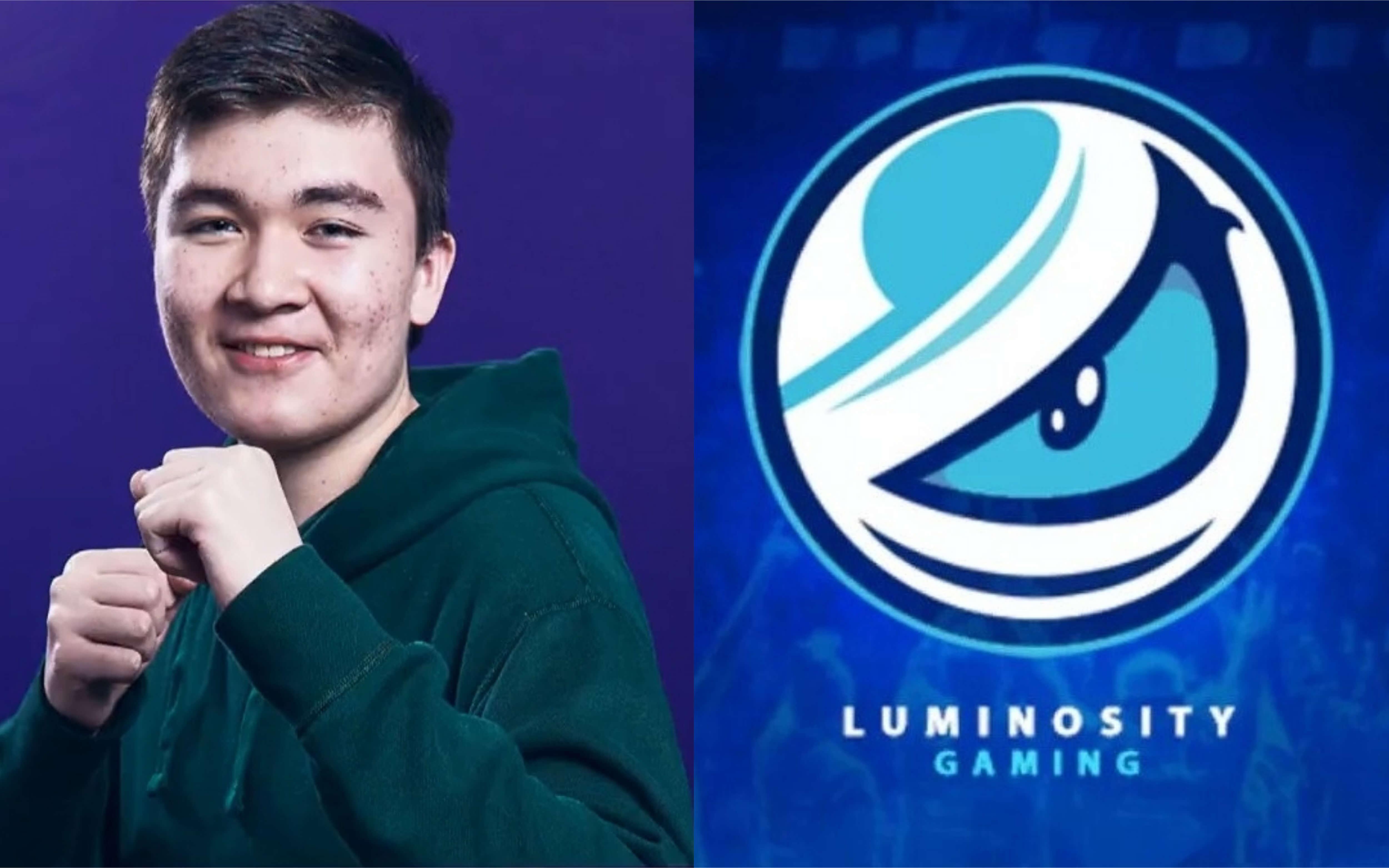 Mrfreshasian joins Luminosity Gaming