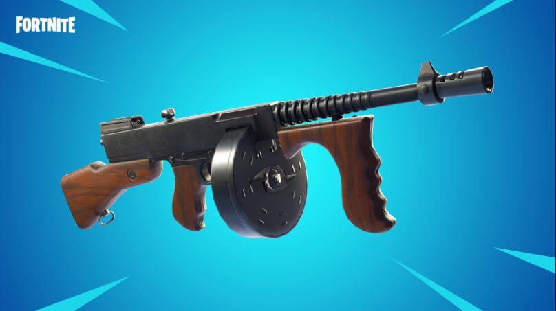 Salt Rifles In Fortnite Wishful Thinking The Drum Gun Might Make A Return To Fortnite