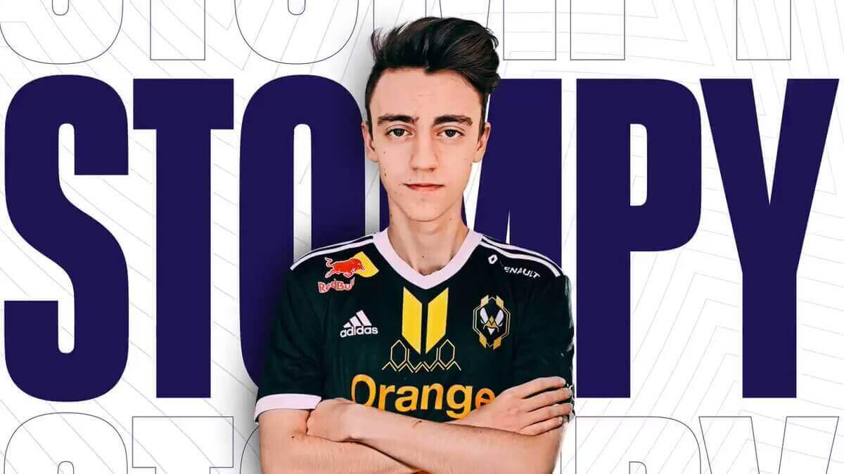 Team Vitality pick up Stompy as they look to further invest in competitive Fortnite 1