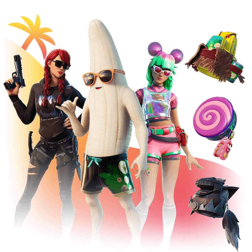 All leaked cosmetics from Fortnite v13.30 patch