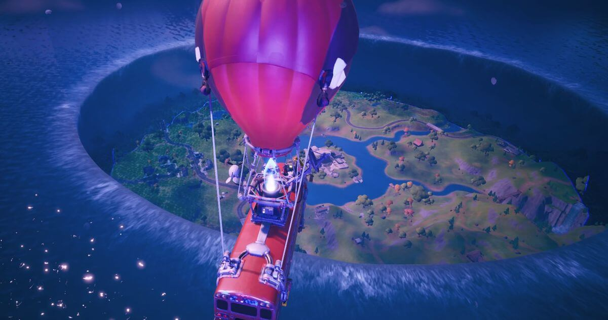 """Aftermath of Fortnite's insane """"The Device"""" event"""