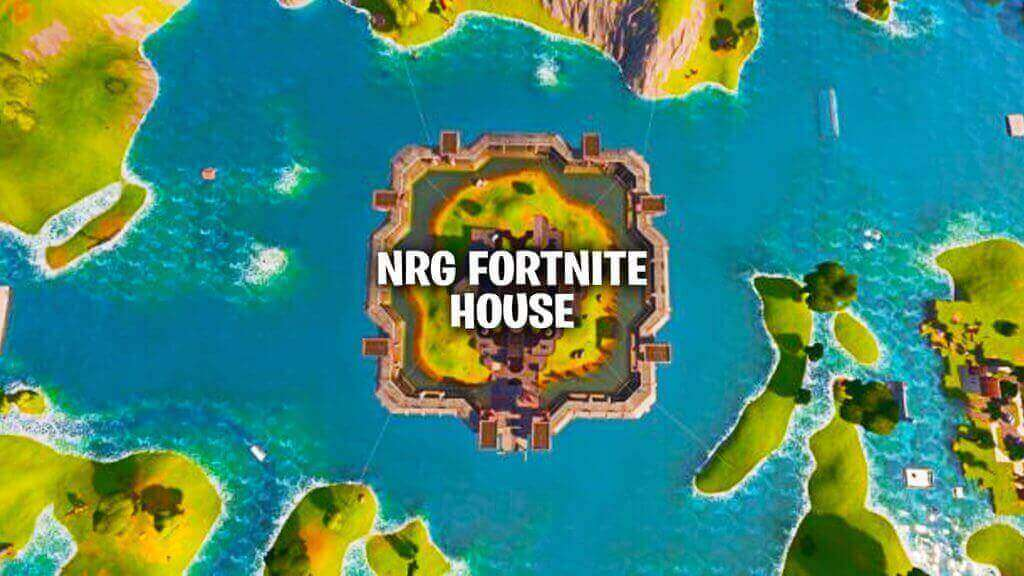 Welcome to the NRG Fortnite House ft. Clix, Unknown, Edgey & Ronaldo