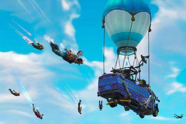 Fortnite experiencing record levels of participation