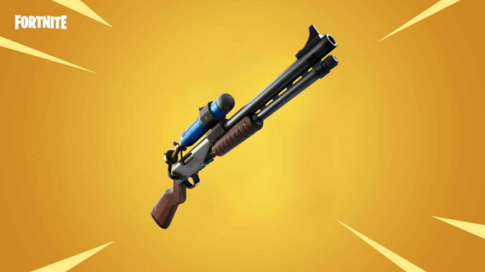 How to practice with the Charge Shotgun in Fortnite Creative