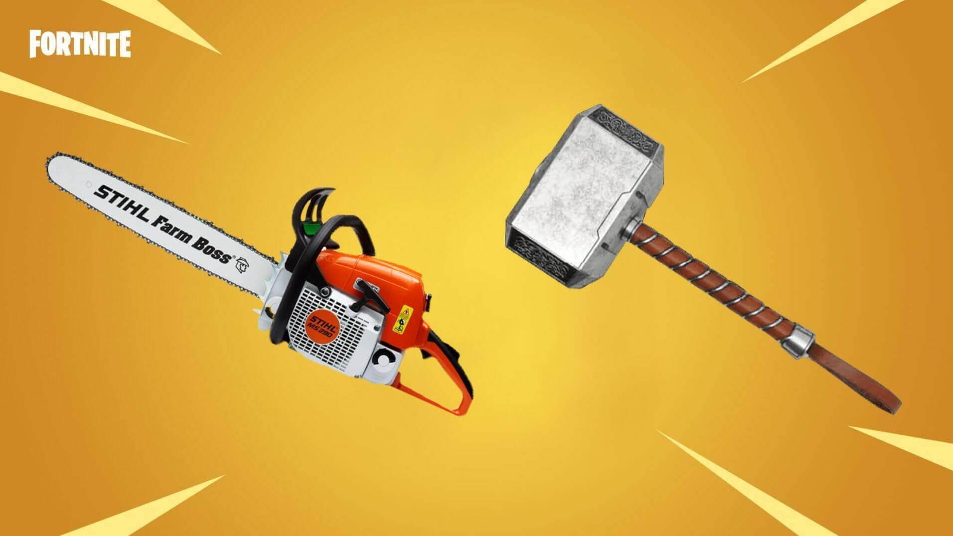 Should Fortnite add an item that speeds up material farming?