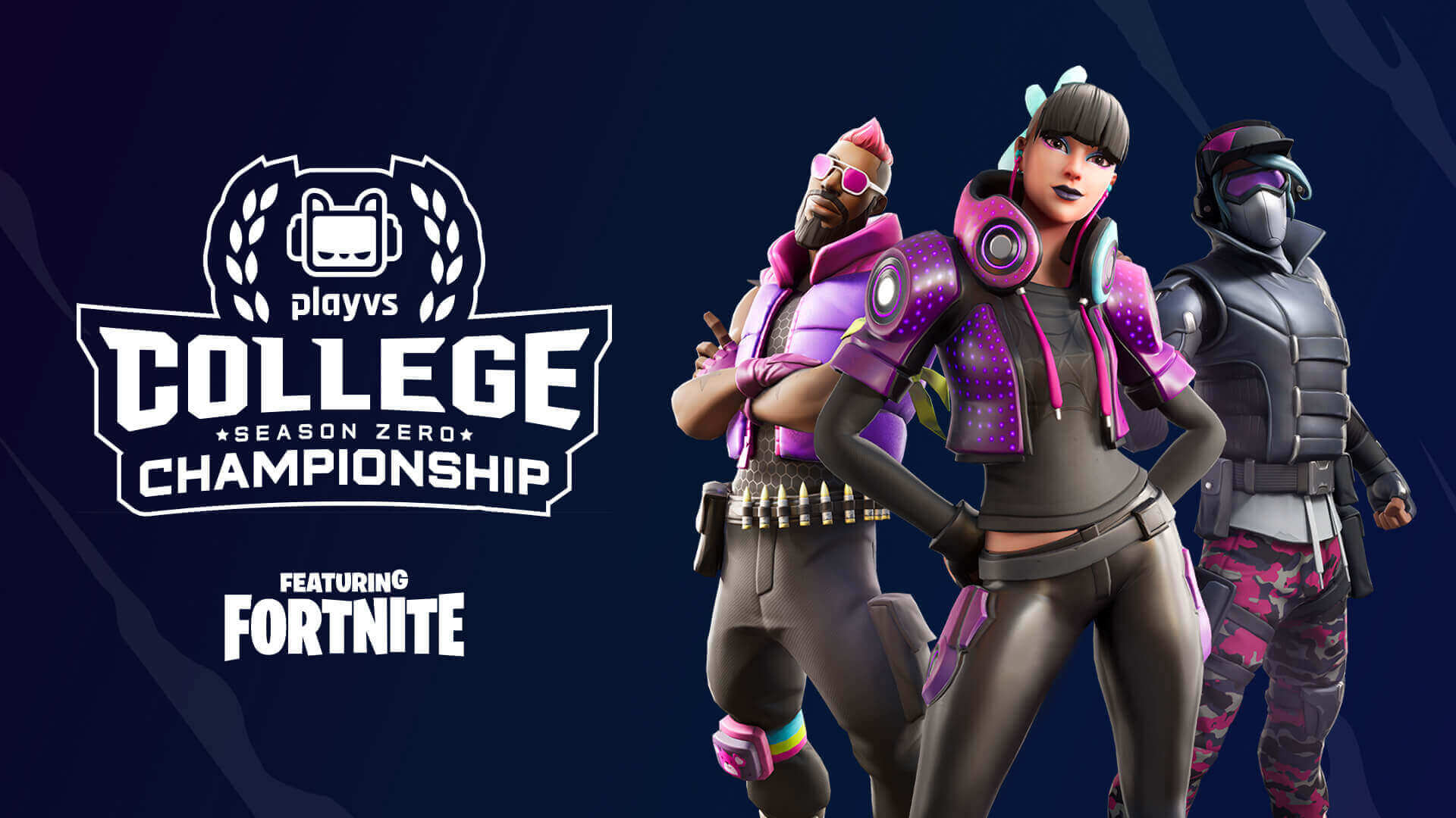 PlayVS crowns first ever College Fortnite Champions