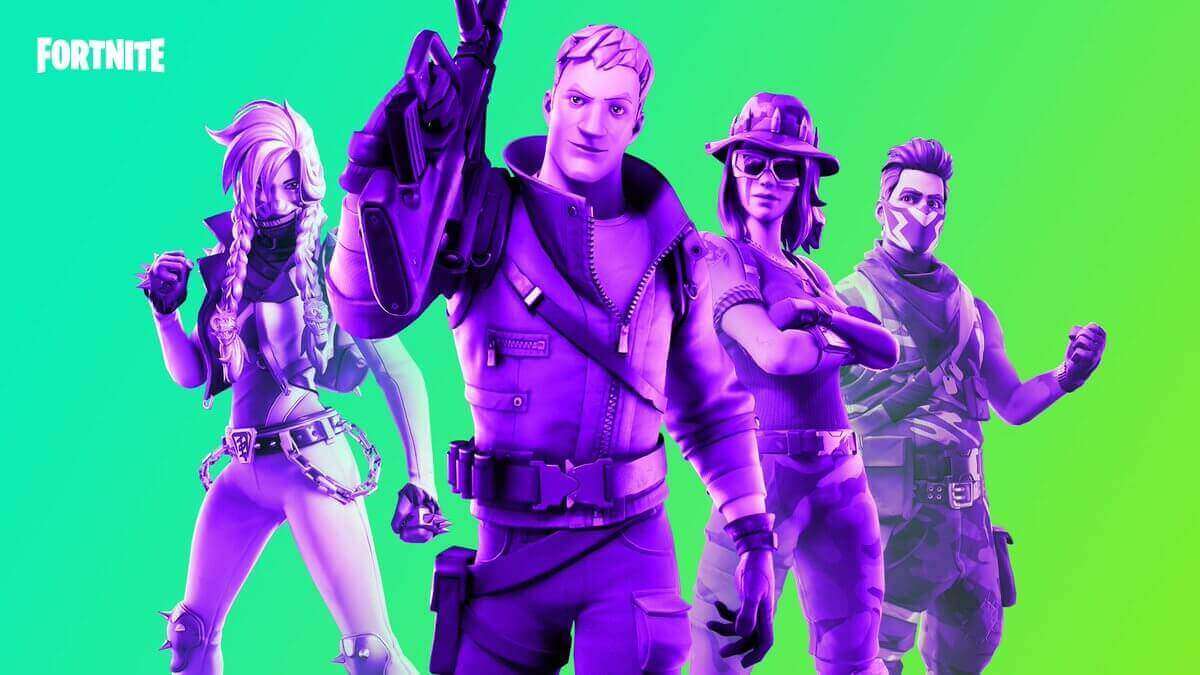 Skill-based matchmaking removed from Fortnite Squads 1