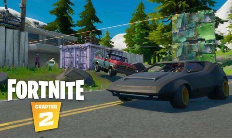 Fortnite v13.30 update: Where are the cars? 1