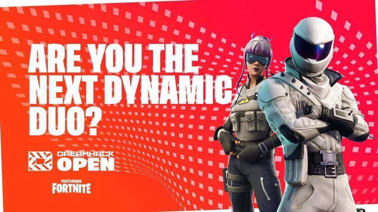 DreamHack Fortnite 0,000 Duos event: Full schedule for January