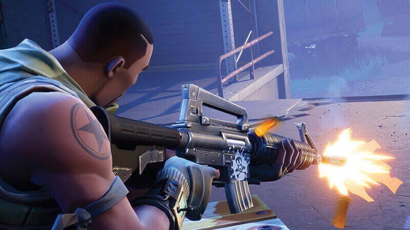 Overpowered Fortnite glitch lets you reload instantly