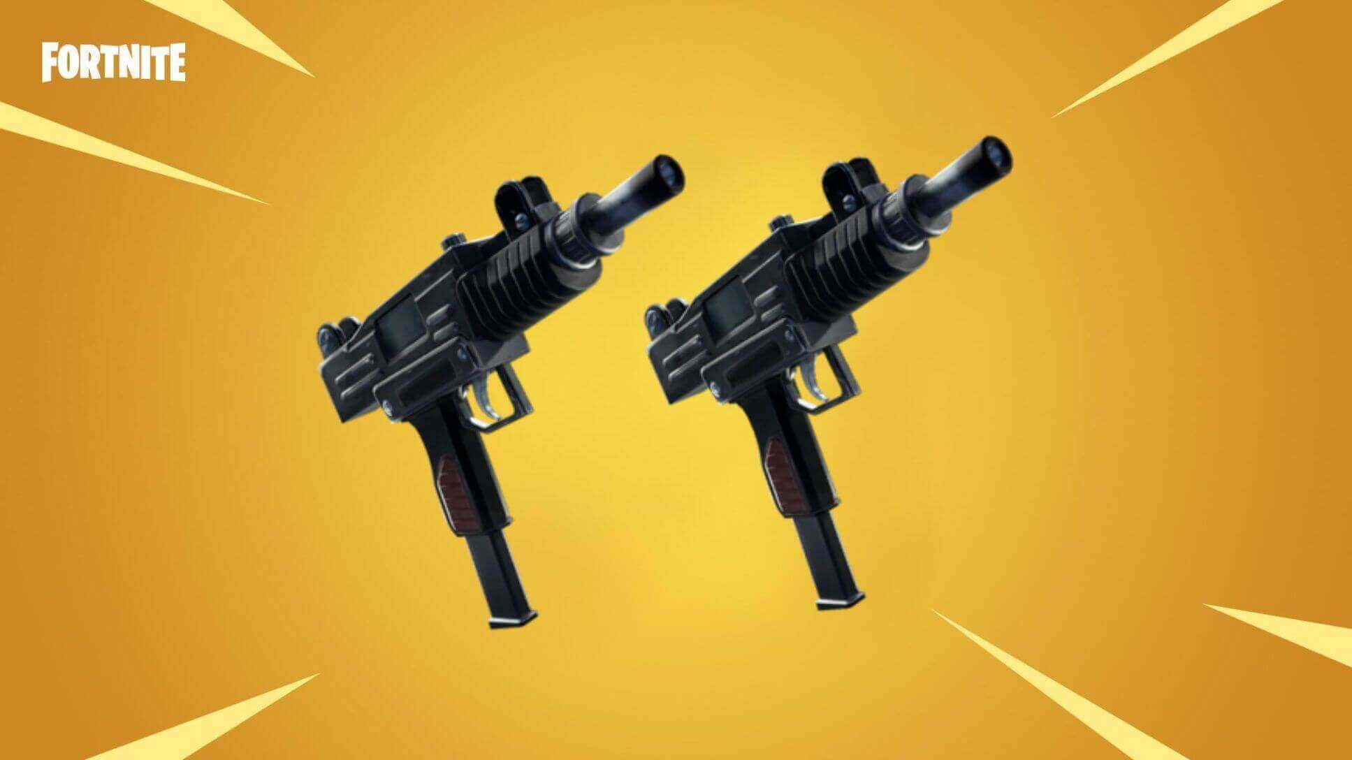 New Mythic Machine Pistols coming soon