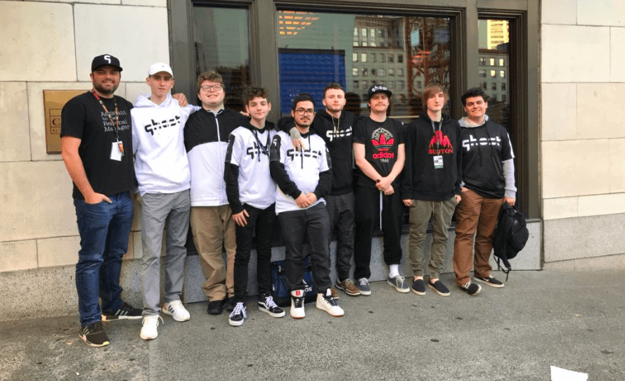 Aydan and Bizzle jointly leave Ghost Gaming, enters free agency
