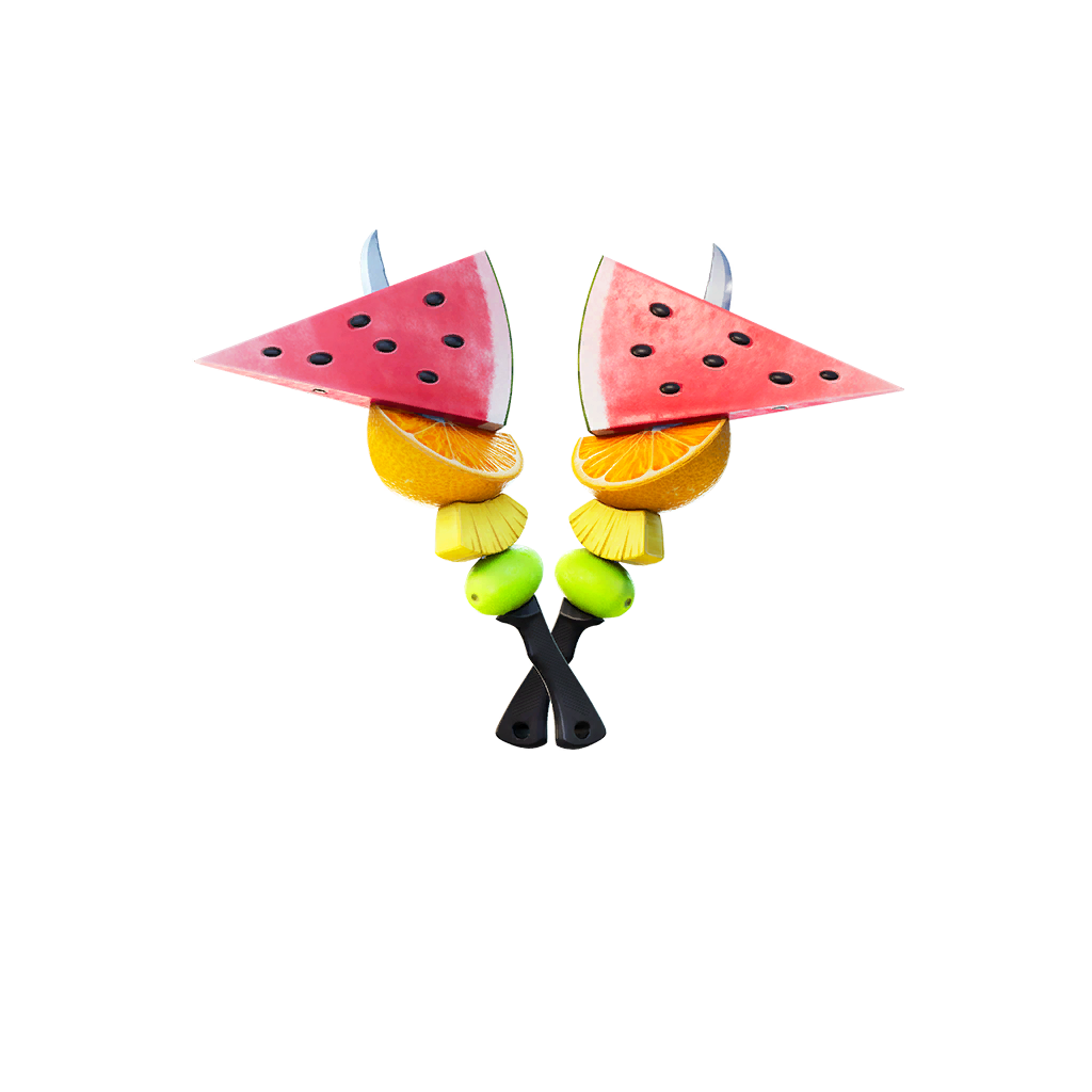 fortnite shop preview of Fruit Punchers