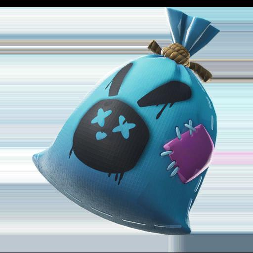 Bunny Bag Skin fortnite store