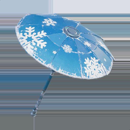 Snowflake Skin fortnite store