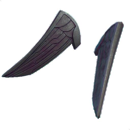Fallen Wings Skin fortnite store