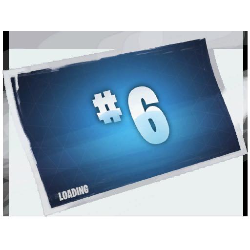#6 Skin fortnite store