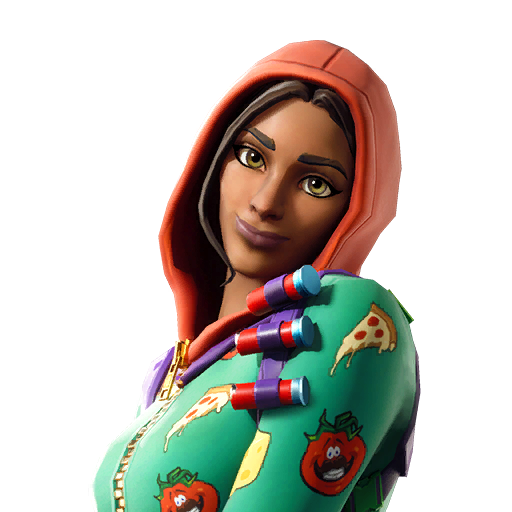 PJ Pepperoni Skin fortnite store
