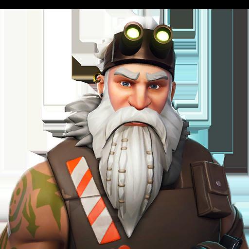 Sgt. Winter Skin fortnite store